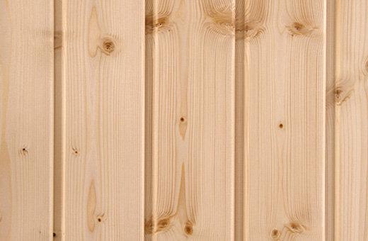 Fichte Saunaholz: Profilholz in der Sauna Innenverkleidung