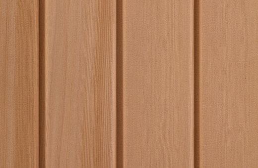 Hemlock Saunaholz: Profilholz in der Sauna Innenverkleidung
